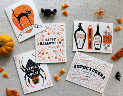 Halloween Collection from Maple and Belmont