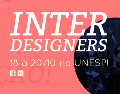 InterDesigners'12 - Website