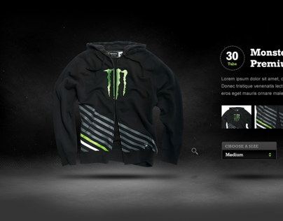 Monster Energy Team Gear