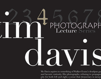8 Photographers Poster Series