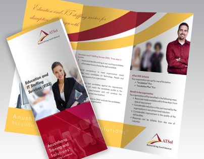 ATSol Three Fold Brochure
