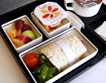 Air Dinner | Airline Tableware