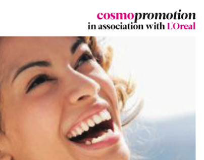 L'Oreal Pitch for Cosmo Magazine @ Heasrt