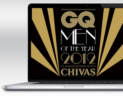 GQ India Men of the Year 2012 Microsite