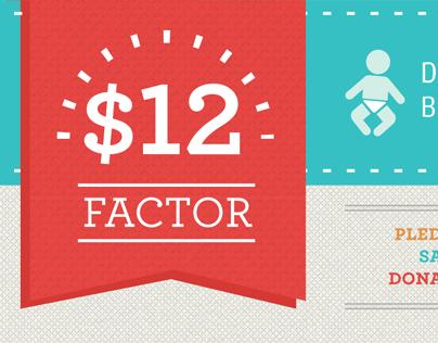 DC Diaper Bank: Nonprofit Website Redesign