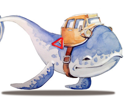 Underwater Taxi
