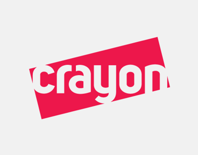 Crayon London rebranding