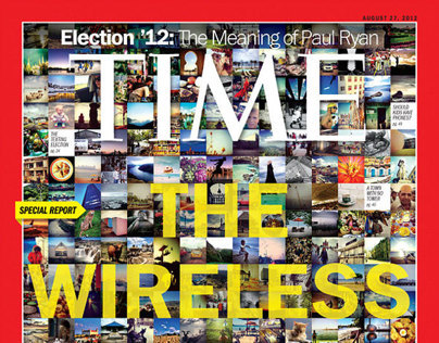 TIME Magazine August 2012 Cover