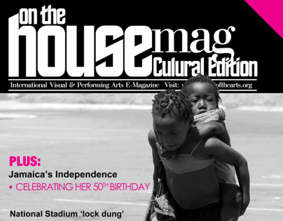 On the House Magazine | Cultural Edition
