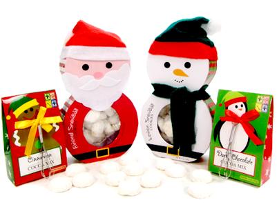 TGG Holiday Packaging 2012