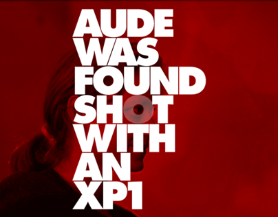 AUDE WAS FOUND SHOT WITH AN XP1