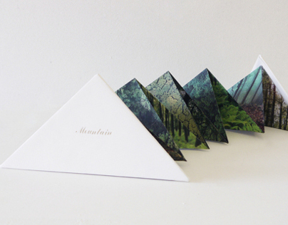 MOUNTAIN & SEA BOOK