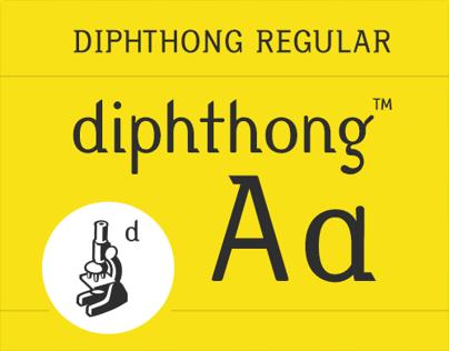Diphthong Regular, 2.0