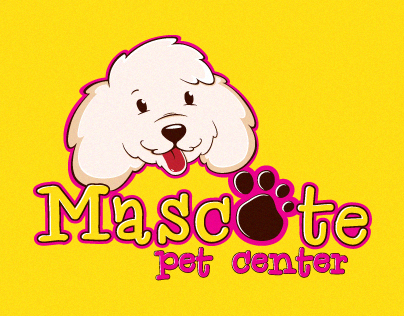 Mascote Pet Center: Rebranding