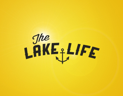 The Lake Life - Logo Design