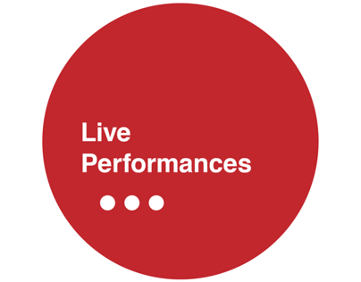 Performances. live