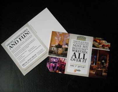Marketing Mailers-Gravity Marketing