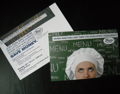 Marketing Mailers-Fein Brothers