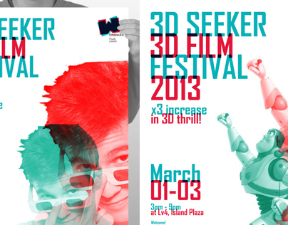 REBRANDING OF A 3D CINEMA