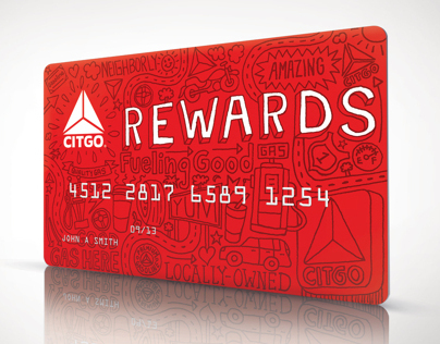 CITGO | Rewards Credit Card Launch