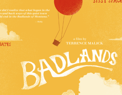 Badlands DVD Packaging