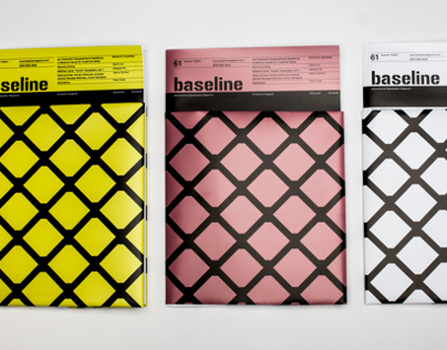 Baseline Magazine Covers