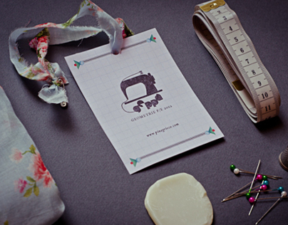 Geppa - Brand Identity for a personal fashion project
