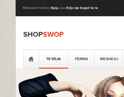 ShopSwop - Clothing Shop