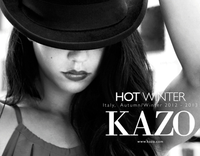 Kazo Fashion Advertising
