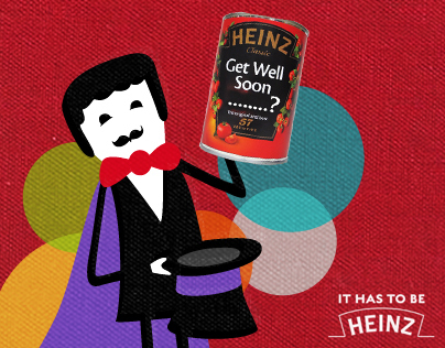 HEINZ - GET WELL SOUP