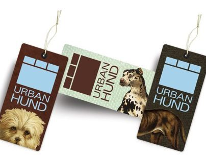 Urban Hund Hang Tags
