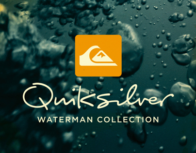 QUIKSIILVER WATERMAN COLLECTION 2011 CAMPAIGN