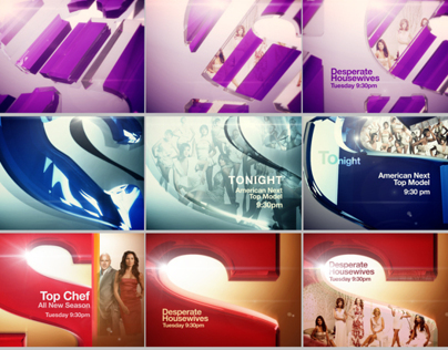 Sony Entertainment Television Branding