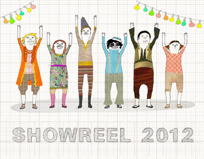 Character Animation Showreel 2012