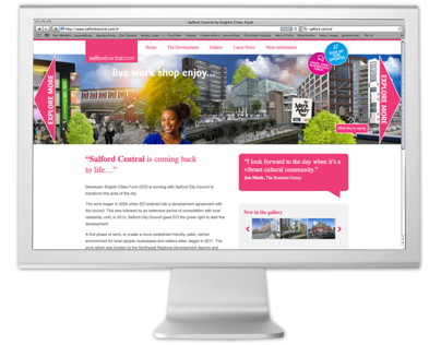 Muse Developments: Salford Central