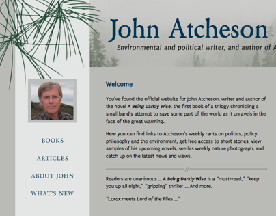 jbatcheson.com (Authors Website)