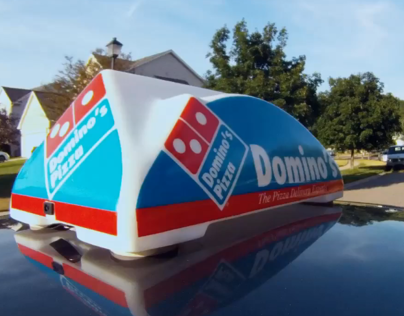 Dominos Ultimate Delivery Vehicle TV :30