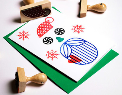 Selfridges: Santa Stamp!