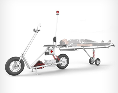 Zyphr Rescue Scooter