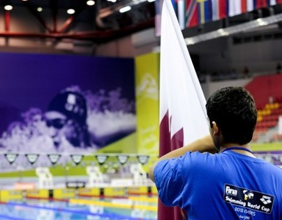 FINA/ARENA World Swimming Cup - Doha 2012