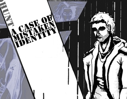 GodHunt - A case of mistaken identity (ink-leaks)