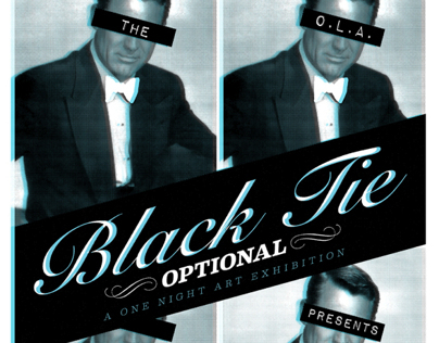The O.L.A. presents Black Tie Optional