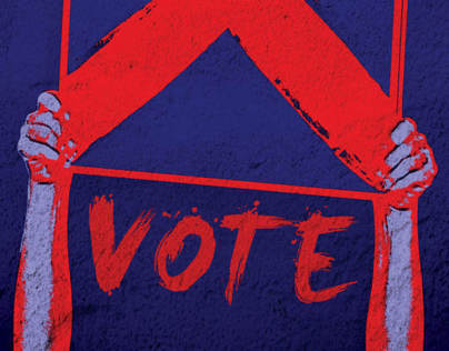 Get Out The Vote Posters