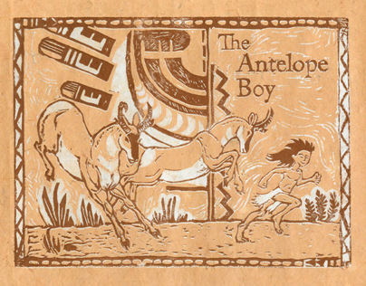 The Antelope Boy