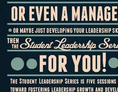 Student Leadership Series
