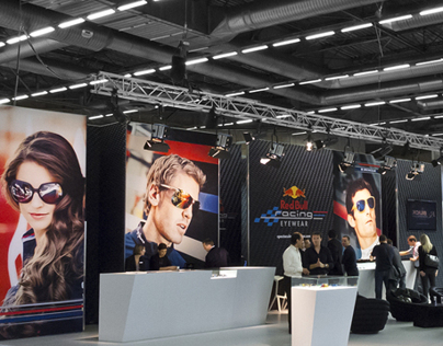 Red Bull Racing Eyewear – Exhibition Stands