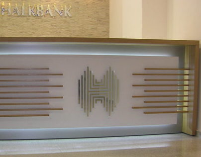 Reception desk *line