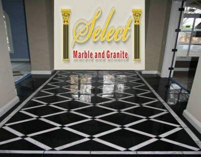 Select Marble and Granites with us!