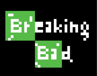 PIXEL BREAKING BAD