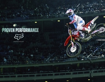 Fox - Chad Reed